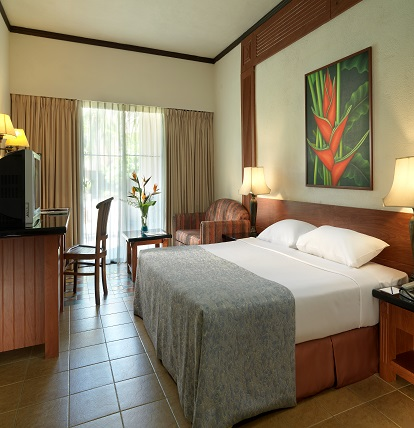 Deluxe Room @Holiday Villa Resort & Spa Cherating
